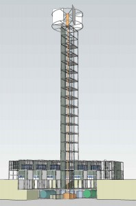TURBINE-TOWER